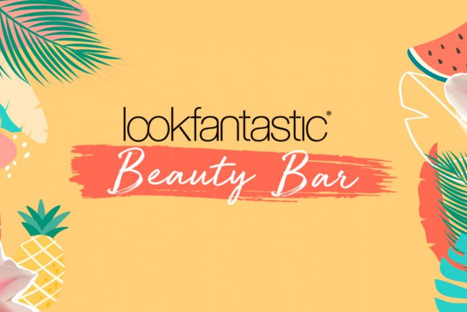 Lookfantastic Beauty Bar 2020 — эксклюзивные промокоды