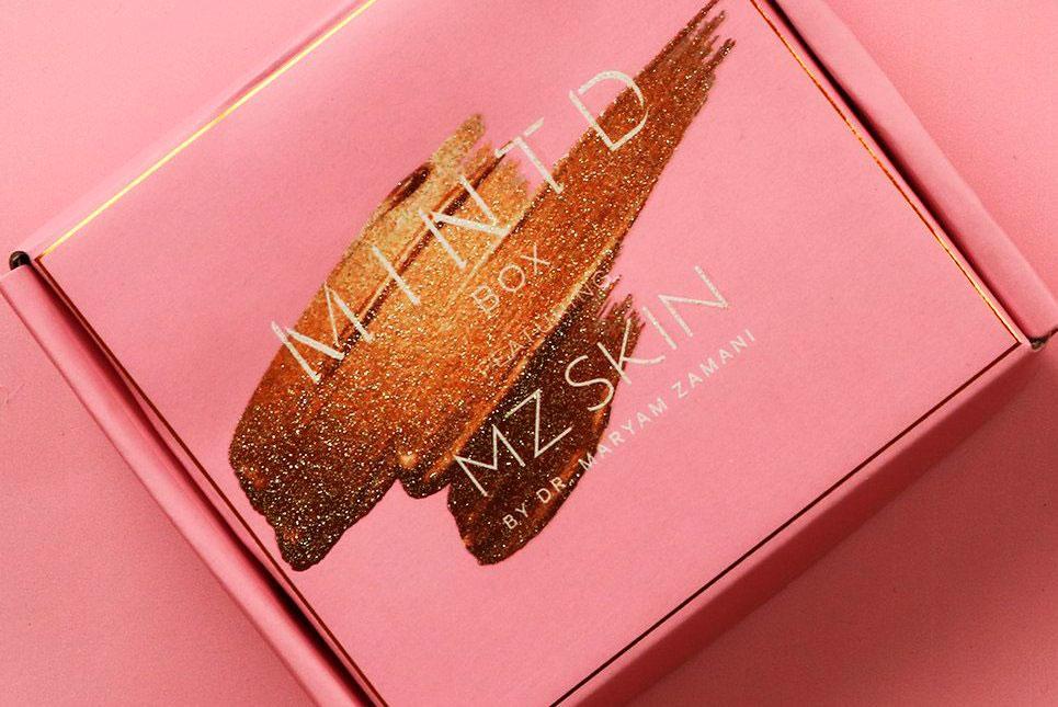 Mintd Box x MZ Skin
