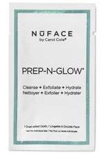 NuFace Prep-N-Glow Cleansing & Exfoliating Cloths
