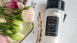 Рассыпчатая пудра RCMA No-Colour Powder — отзыв и свотчи