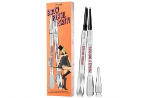 benefit Brow Pencil Party Goof Proof & Precisely My Brow Duo Set