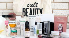 Cult Beauty Goody Bag лето 2020 — обзор и первые впечатления