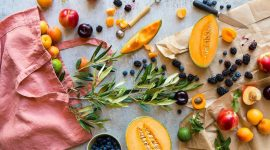 Низкокалорийные продукты: едим и худеем