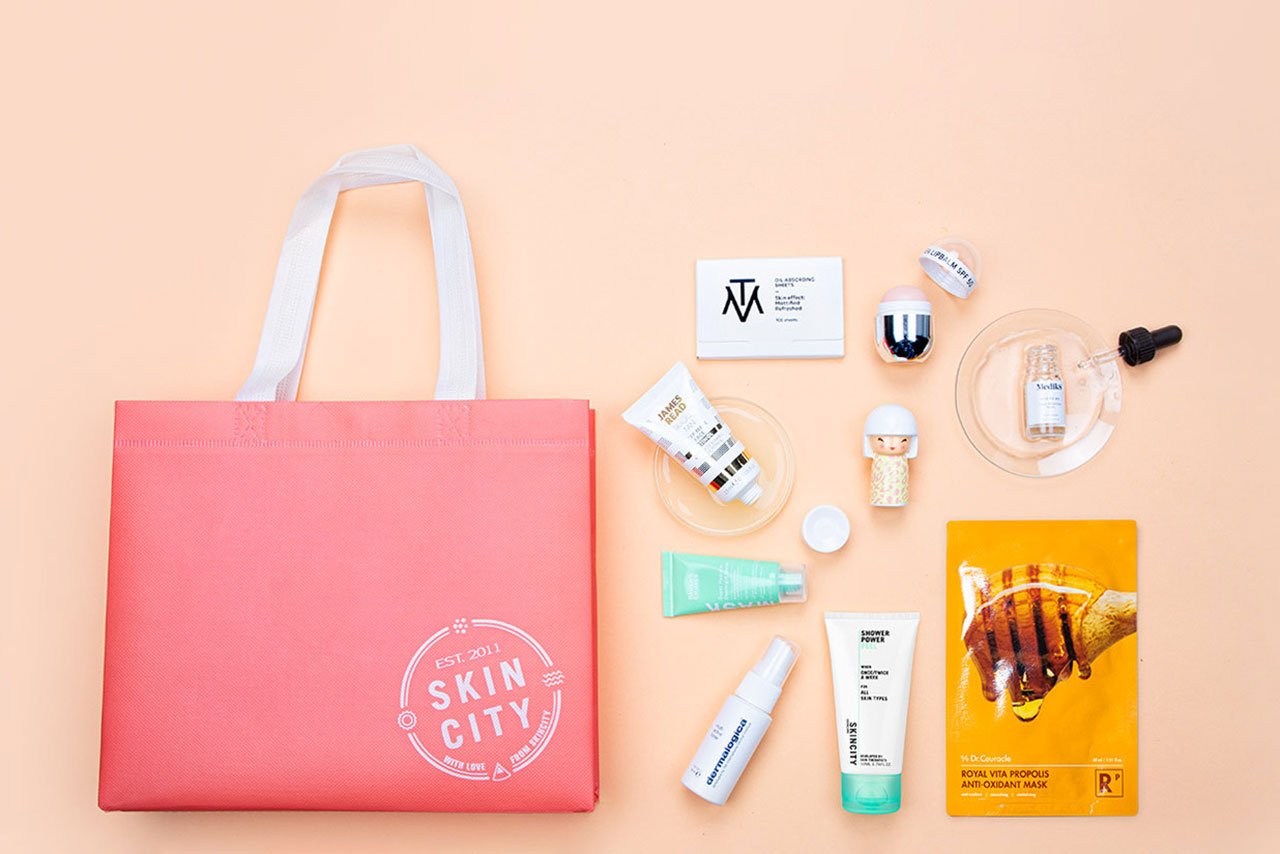 Skincity The Summer's Must Haves Goody Bag