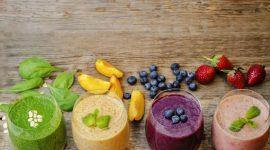 Летние смузи: сочные сочетания продуктов