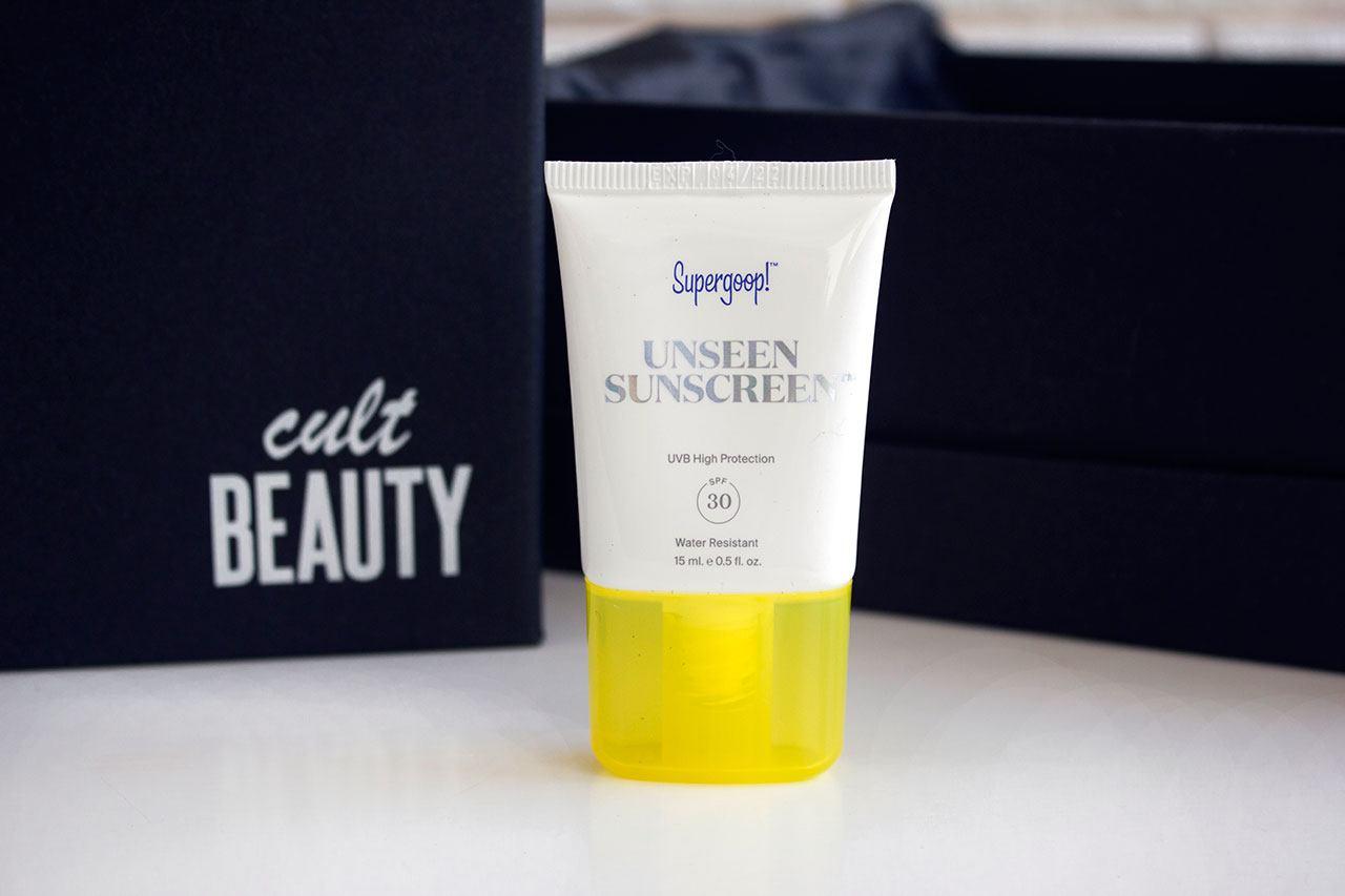Supergoop! Unseen Sunscreen SPF 30