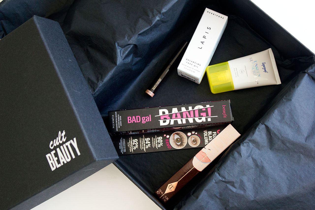 The Cult Beauty Starter Kit июнь 2020