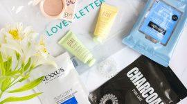 Набор iHerb Love Letter Beauty Bag — обзор и первые впечатления