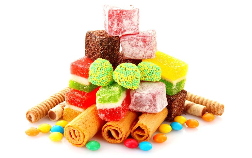 продукты вредные для зубов