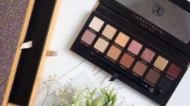 Палетка Anastasia Beverly Hills Soft Glam Eye Shadow Palette — отзыв и свотчи