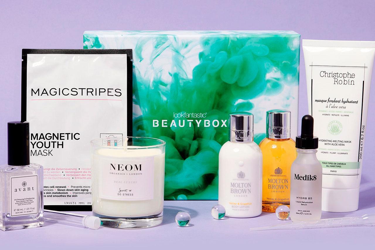 Lookfantastic The Science Of Beauty Beauty Box
