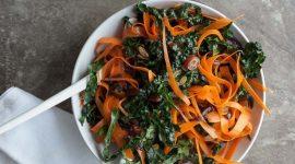 Вегетарианский салат от шеф-повара