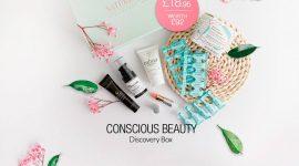 Новости бьюти-боксов: Naturisimo Conscious Beauty Discovery Box