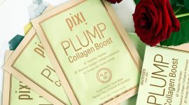 Маска Pixi PLUMP Collagen Boost Volumizing Infusion Sheet Mask — отзыв
