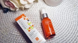 Andalou Naturals Enlighten Serum Turmeric + C Brightening — отзыв