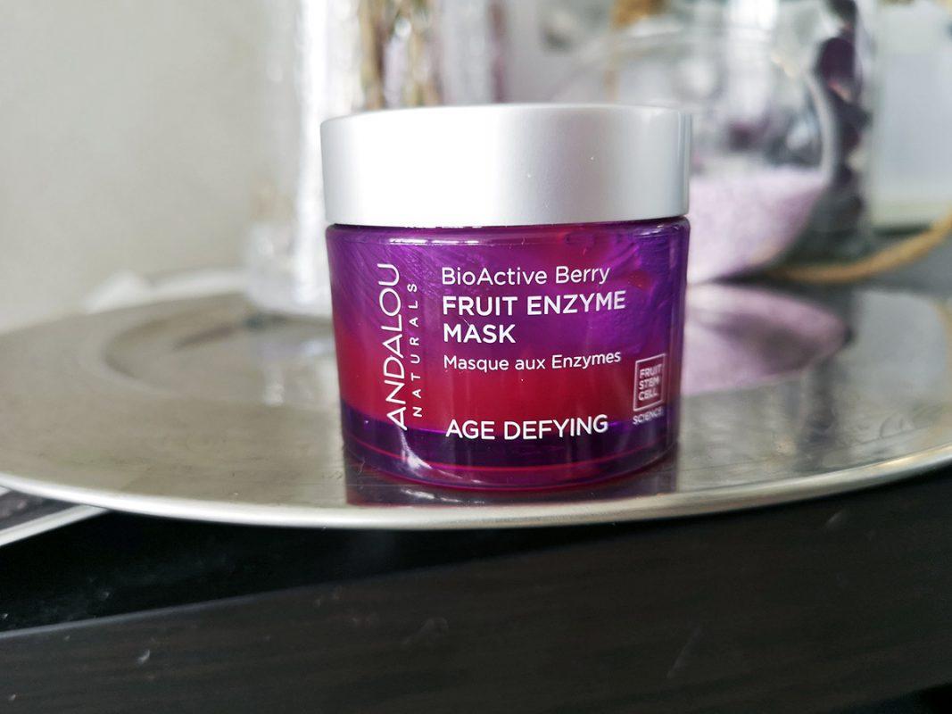 Чудесная энзимная маска Andalou Naturals Fruit Enzyme Mask - отзыв