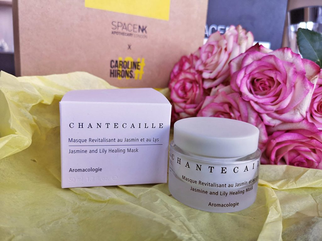 Chantecaille Jasmine and Lily Healing Mask — отзыв