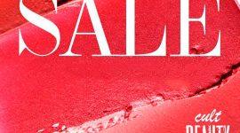 Летняя распродажа на сайте Cult Beauty — скидки до 30%