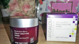 Чудесная энзимная маска Andalou Naturals Fruit Enzyme Mask — отзыв