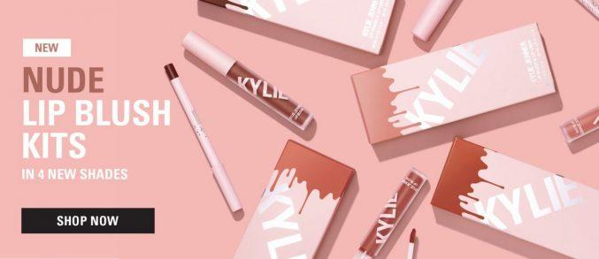 Новый набор для губ от Kylie Cosmetics