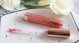 Блеск для губ Charlotte Tilbury Collagen Lip Bath — отзыв и свотчи