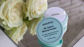 Пудра Innisfree No-Sebum Mineral Powder — отзыв