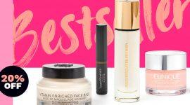 Lookfantastic Beauty Bag в подарок + другие акции