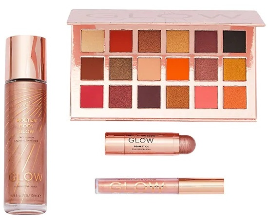 набор The Revolution The Glow Collection Set 2020