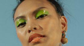 Травяной образ от Givenchy
