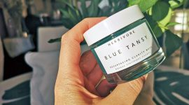 Herbivore Blue Tansy Resurfacing Clarity Mask — отзыв