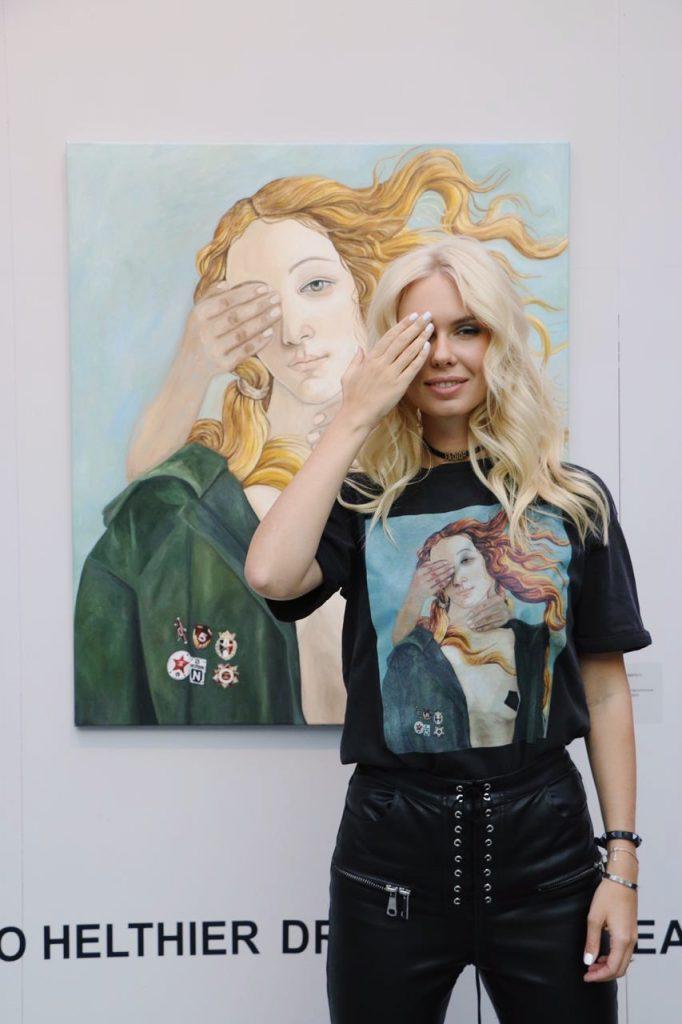 Елена Воронова, художник