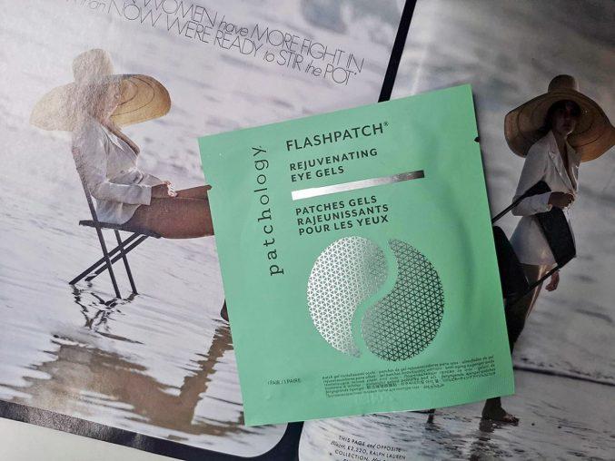 Патчи для век Patchology FlashPatch Rejuvenating Eye Gels — отзыв