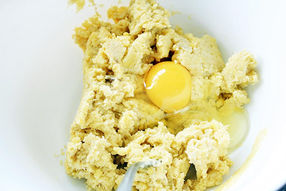 рецепт печенья без сахара