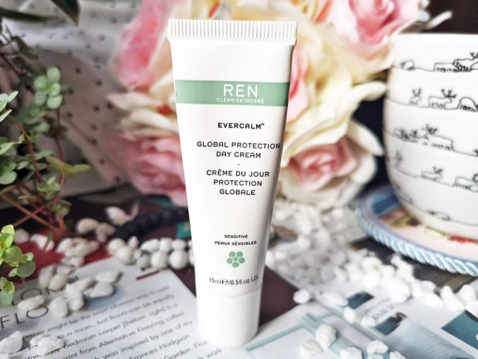 REN Evercalm Global Protection Day Cream — отзыв