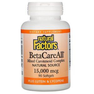 комплекс каротиноидов BetaCareAll