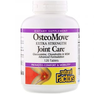 суперкомплекс для суставов Natural Factors, OsteoMove
