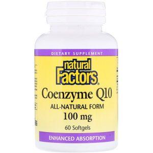 Коэнзим Q10 Coenzyme Q10, Enhanced Absorption