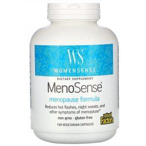 Комплекс MenoSense, симптомы менопаузы