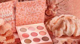 Коралловая коллекция ColourPop