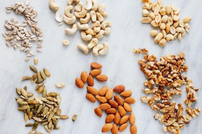 Орехи: что внутри и какие лучше