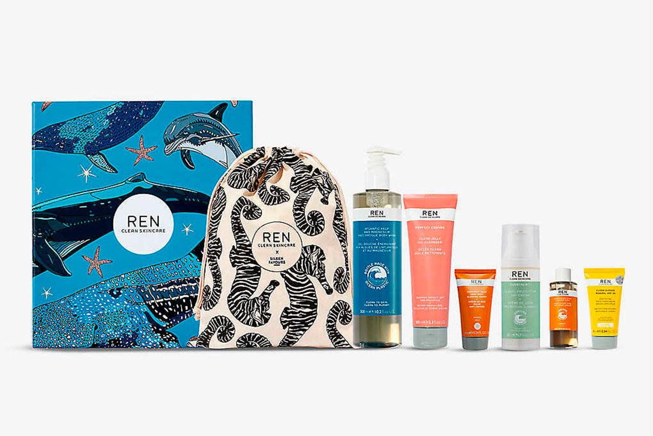 REN Project Earth Limited-Edition Skincare Box