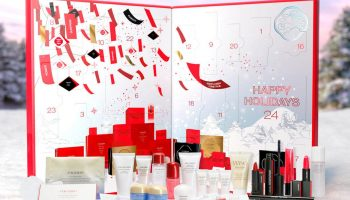 Shiseido Exclusive Advent Calendar 2020 — уже в продаже