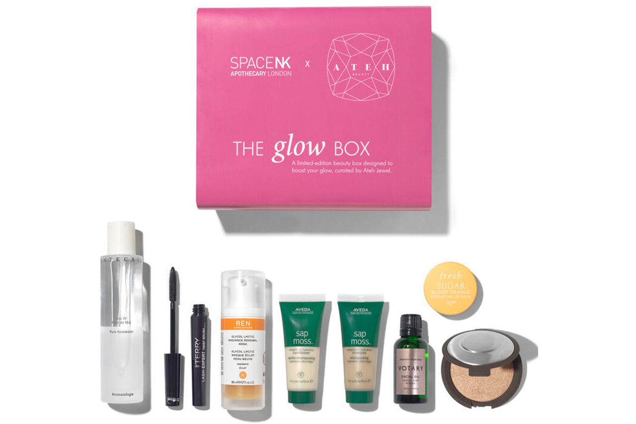 Space NK x Ateh Jewel The Glow Box