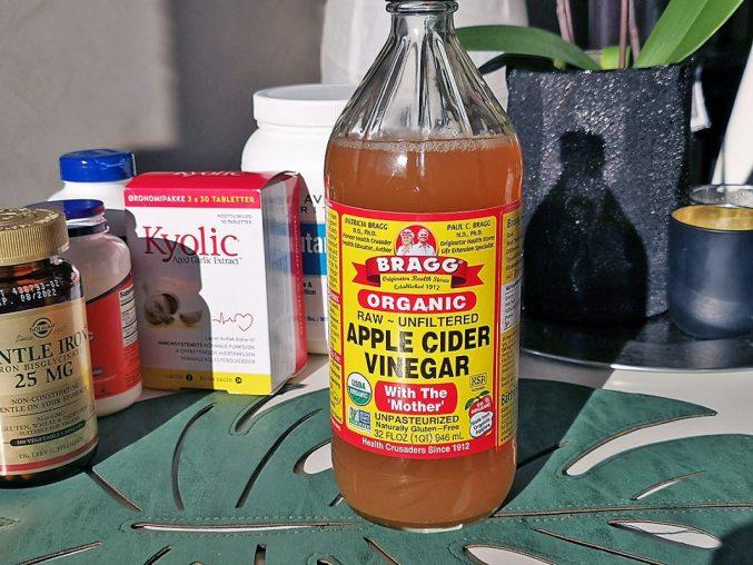 Яблочный уксус — польза и какой выбрать