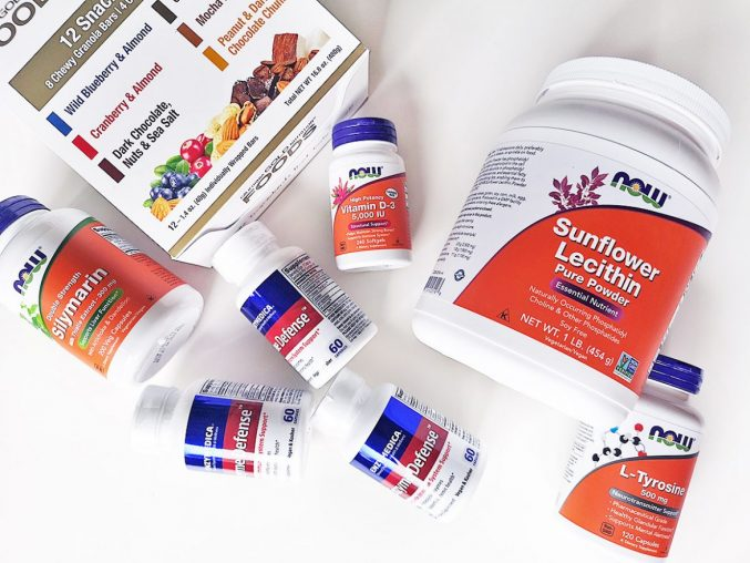 Покупки для здоровья с iHerb