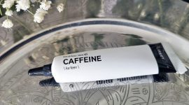 Сыворотка для век The INKEY List Caffeine Eye Serum — отзыв