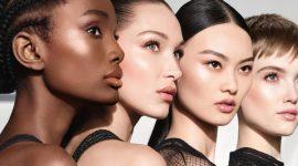 Коллекция Dior: золото в макияже