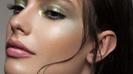 Изумрудный макияж от экспертов Chanel