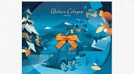 Atelier Cologne Advent Calendar 2020 — наполнение
