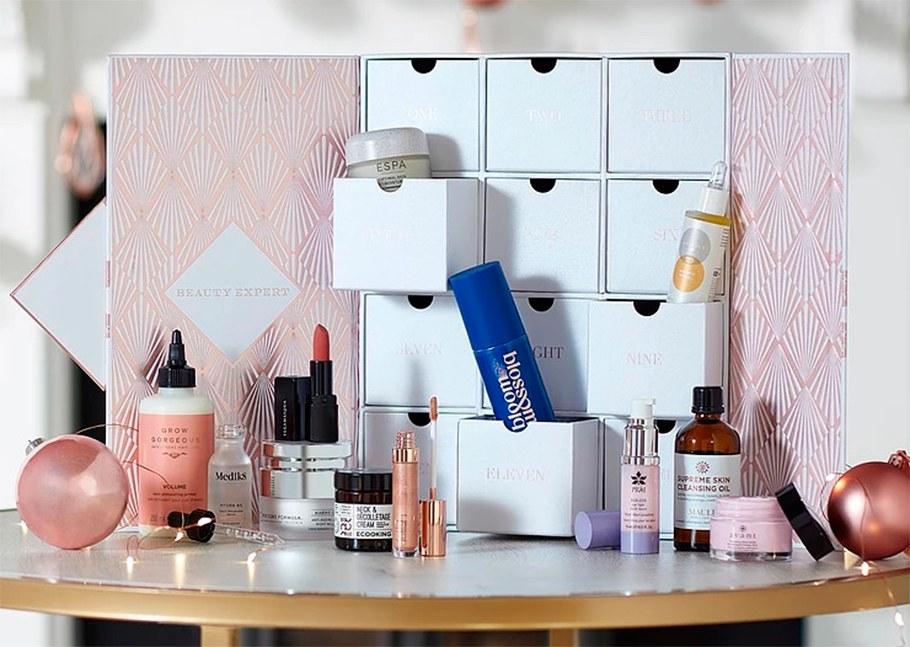наполнение Beauty Expert 12 Day of Christmas 2020